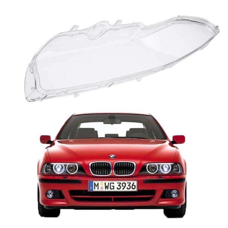 PRAWY KLOSZ SZKŁO DO REFLEKTORA BMW 5 E39 LIFT